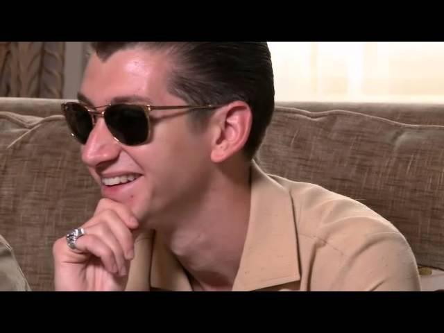 Arctic Monkeys' Alex Turner on new album AM 'I want to sound like 50 Cent's In Da Club'