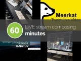 How To Compose Music in 60 Minutes - A Live Music Composing Stream with Olexandr Ignatov