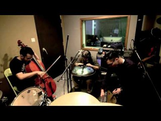 Handpan Cello Cajon Trio