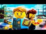 Лего Сити На Русском Языке.#Мультик Лего Сити #1 Бешеный Рекс.#Lego City.Мультики Лего.