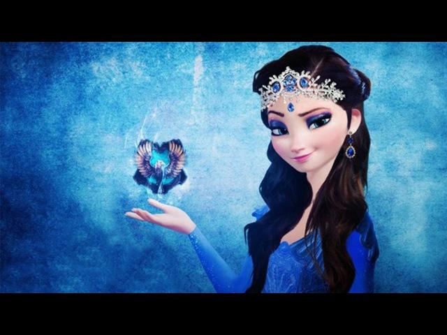 Необычные образы Эльзы из мультфильма Холодное сердце Эльза в Новом перевоплощении