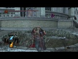 DARK SOULS III - Chugging in a duel against a sorcerer? Really?