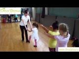 Детские танцы Братеево. Трогательный и красивый клип. Продолжение следует.