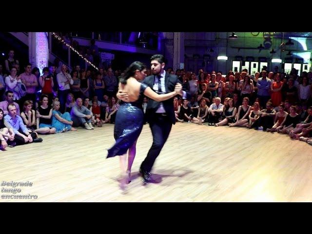Sebastian Jimenez y Maria Ines Bogado @ Belgrade Tango Encuentro 2016 4 5