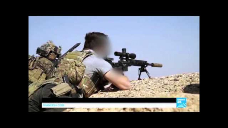 U.S. Special Operations Troops Captured On Video In Syria