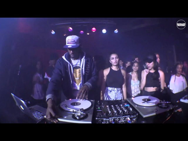 Pete Rock Boiler Room NYC 5th Birthday Set