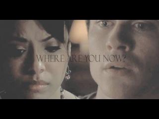 Damon + Bonnie Where are you now? (Happy BDay Saskia!)