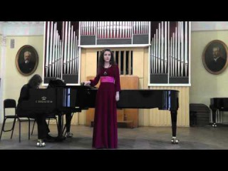 Daria Lytovchenko: Five Poems of Anna Akhmatova, Op 27 by Sergei Prokofiev
