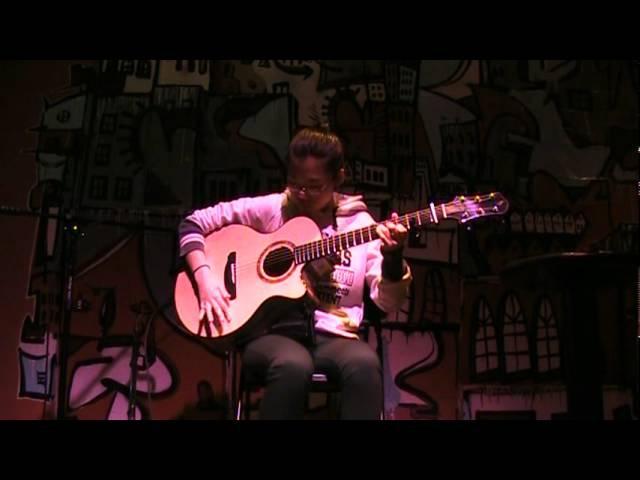 LIVE Timbaland Feat One Republic Apologize guitar Sandra Bae