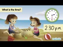 Telling Time a m and p m