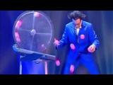 Crazy Juggler ! Emile Carey - The world greatest Cabaret