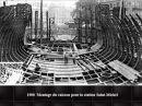 Histoire de la construction du metro parisien