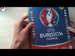PANINI EURO 2016 9 | Panini Euro 2000 stickers