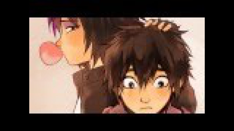 [ Хиро и ГоГо ] Слишком Влюблен [ Hiro and GoGo ]