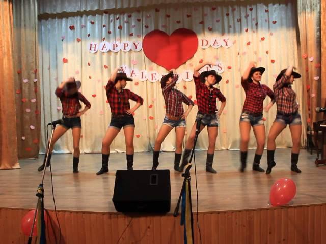 Ковбойський танець