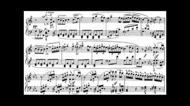 Beethoven - Rondo in C op. 51 no. 1 (Sviatoslav Richter)