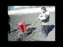 Картофелесажалка мотоблочная для ручной посадки