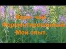 Ферментированный Иван - чай .Мой опыт.