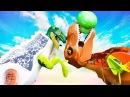 ЛеГо ДиНоЗаВрЫ. ЕшЬ ПЕРВЫМ - ГриБ ПОСЛЕДНИЙ Мультфильм про динозавров для детей. Lego