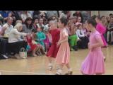 Валерия Кузнецова, категория Н-4 спортивные бальные танцы по программе Массовый спорт
