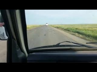 Дорога на Алаколь. Трасса Алматы – Усть-Каменогорск