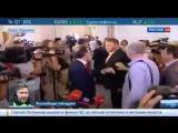 ВЛЕПИЛИ... ЖЕСТЬ... Депутат Коломойского избил в Раде Ляшко, кричавшего  На Донбасс, ловить Беса!