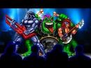 Обзор Motor Rock (Remake Rock n Roll Racing)