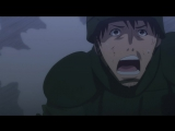 Врата: Там бьются наши воины TB-2 / Gate: Jieitai Kanochi nite, Kaku Tatakaeri TV-2 [5 (17) из 12 (24)] ( AniDub )
