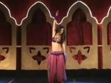 Eilat festival 2009  belly dancer stefania   67