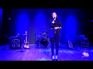 [fancam] 151209 yooara (ex-hello venus) -  today, look at you baby @  health college last concert