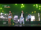 Baechigi (feat. Jessi) - Hang Over @ Music Bank 160617