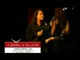 Bruno Pelletier (Брюно Пельтье), Helene Segara (Элен Сегара) - Vivo per lei (Живу ради неё)