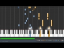 How to Play Naruto Shippuden - Love and Truth (Synthesia Piano Tutorial)