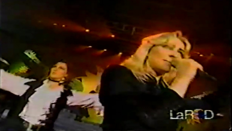 Ace Of Base - Happy Nation (Live At The Show Ritmo De La Noche, Argentina TV 1994)