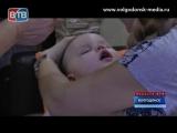 Ангел в беде. Годовалая Ангелина Федорцова нуждается в срочной реабилитации