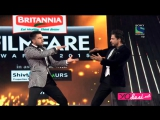 Filmfare Awards 2016 - танец от Ранвира Сингха и Шахрукх Кхана под песню