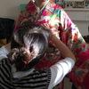Мастер-класс по кимоно