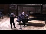Ф. Шуберт Фантазия для скрипки и фортепиано до мажор, D 934 Сергей Гиршенко (скрипка) Анна Фаустова (фортепиано)