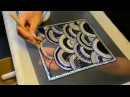 Вышивка люневильским крючком от Марины Калитиной