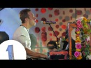 Coldplay - Adventure Of A Lifetime live for BBC Radio 1