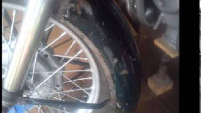 (Урал,Днепр) К-750 Переделка под круйзер, ни одной запчасти от импортного мотоцикла! 2