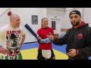 Скорость ударов ногами с Анваром Абдуллаевым самостоятельные упражнения и ра