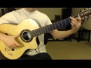 Cool rumba flamenca chords strumming pattern