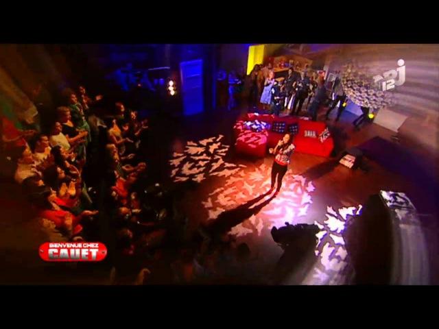 Zaho Dj MCB Boloss live Bienvenue chez Cauet NRJ12 HD
