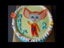 детский торт Барбоскины-Малыш