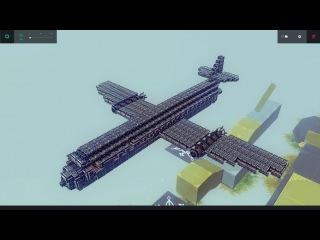 Besiege - Самолет Мечты