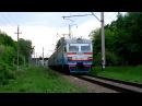 ЭР9Т-703 рейсом № 6307 Нежин - Чернигов.