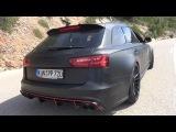 Audi RS6 - Performance Quattro Monstr!