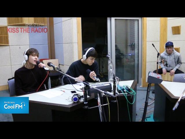 DAY6 'OOH-AHH 하게' 라이브 LIVE / 160117[슈퍼주니어의 키스 더 라디오]