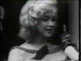 Marilyn Monroe news reels -Returns to Hollywood-Marriage-Happy Birthday